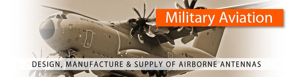 HR Smith Group | military | VUHF Antennas